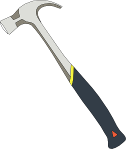 picture freeuse Tools clip art at. Hammer clipart hand tool