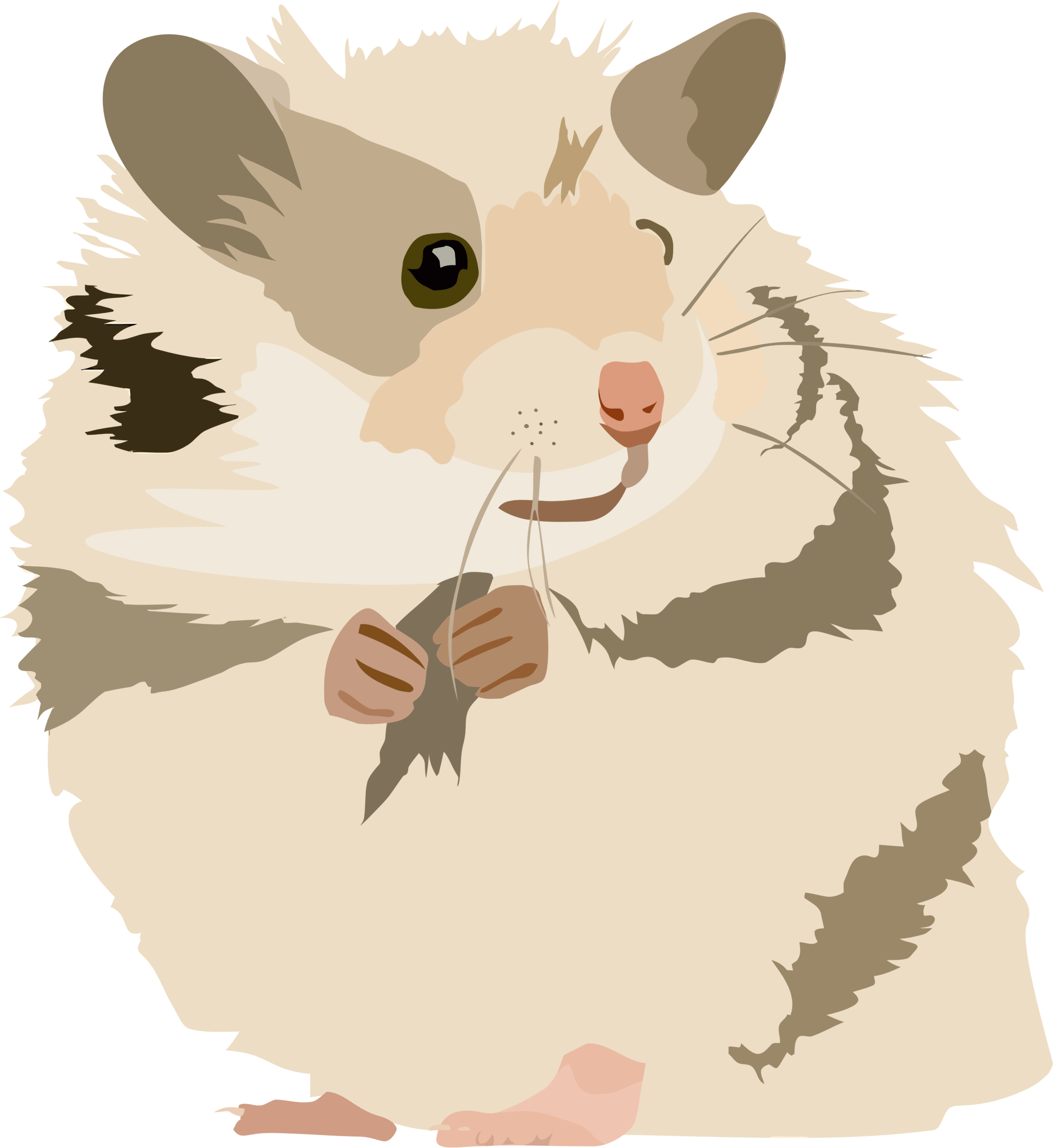 clipart freeuse Panda free images hamsterclipart. Hamster clipart