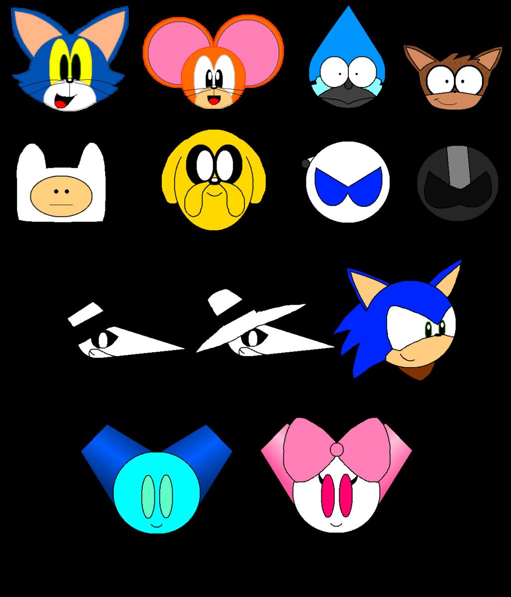 clip art stock Cartoon Network Characters Drawing at GetDrawings