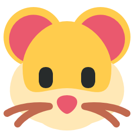 banner transparent stock Hamster clipart face. Elo se pinterest emoji