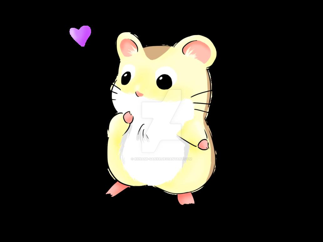 svg freeuse Little by namiiru on. Hamster clipart hamster ball