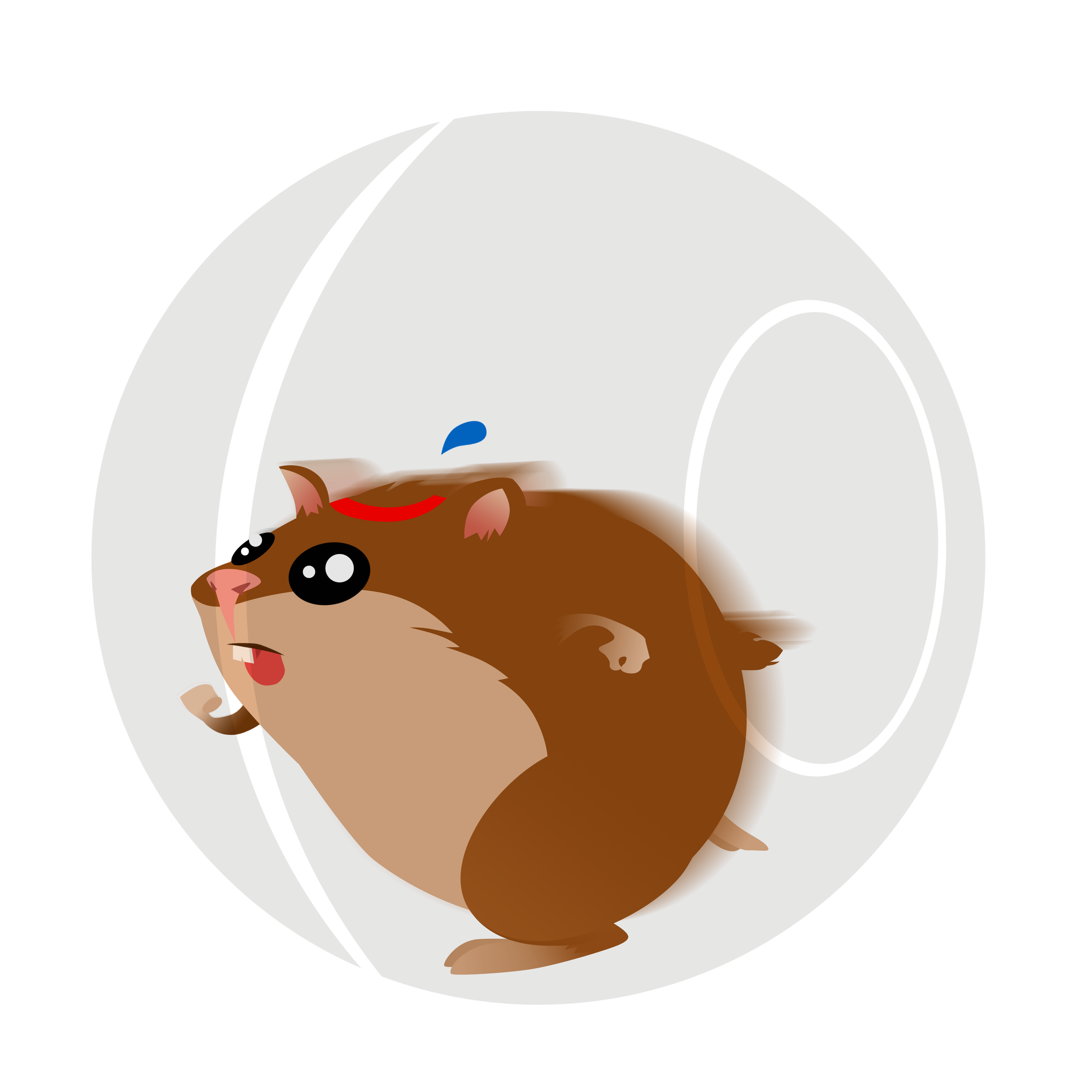 vector freeuse stock Rodent muroidea transprent png. Hamster clipart hamster ball