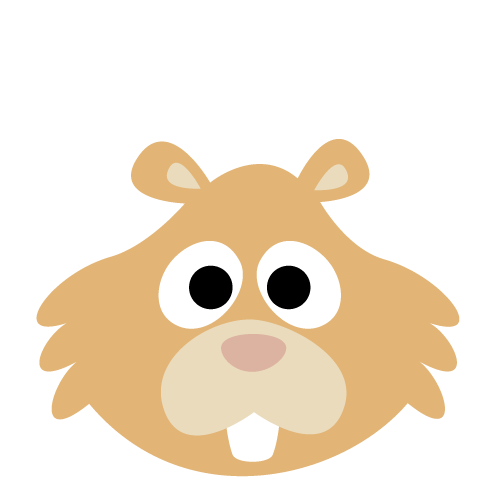 clip library Printable Hamster Mask