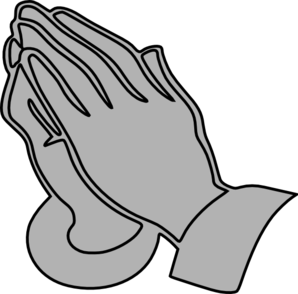 graphic transparent Praying hands clip art. Hand clipart african american