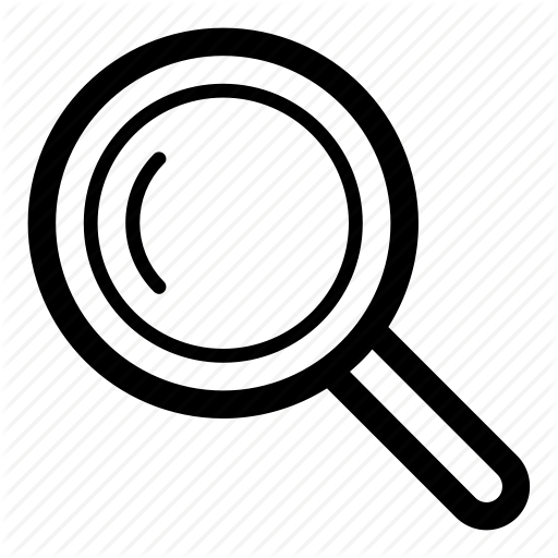 image royalty free stock Lens magnifier free on. Hand clipart lense