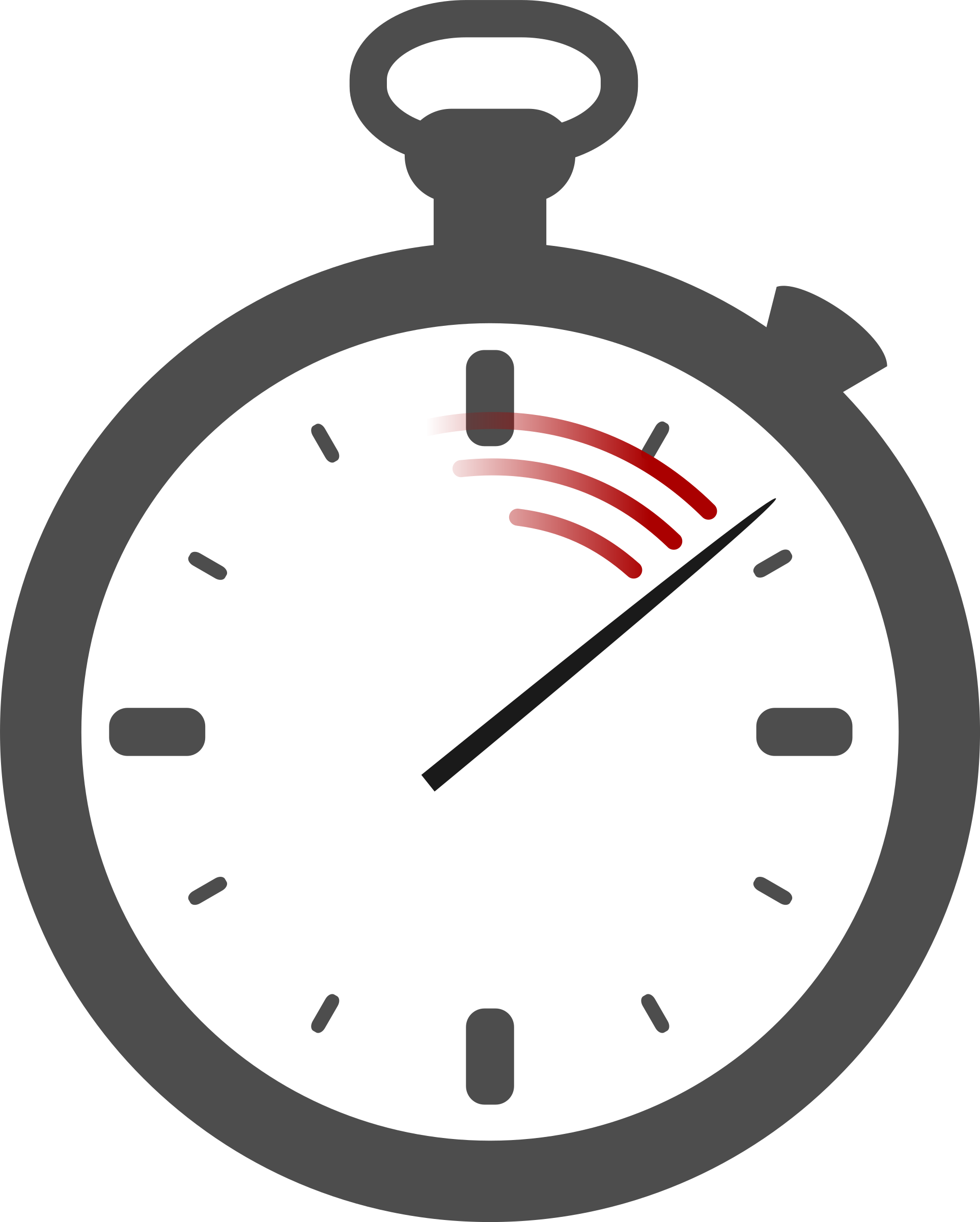 png free library No shading big image. Hand clipart stopwatch