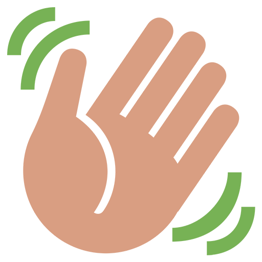 picture download Waving Hand Clipart waving hand sign emoji for facebook email sms id