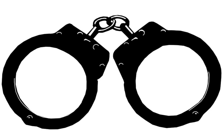 graphic download Free cliparts download clip. Handcuffs clipart.