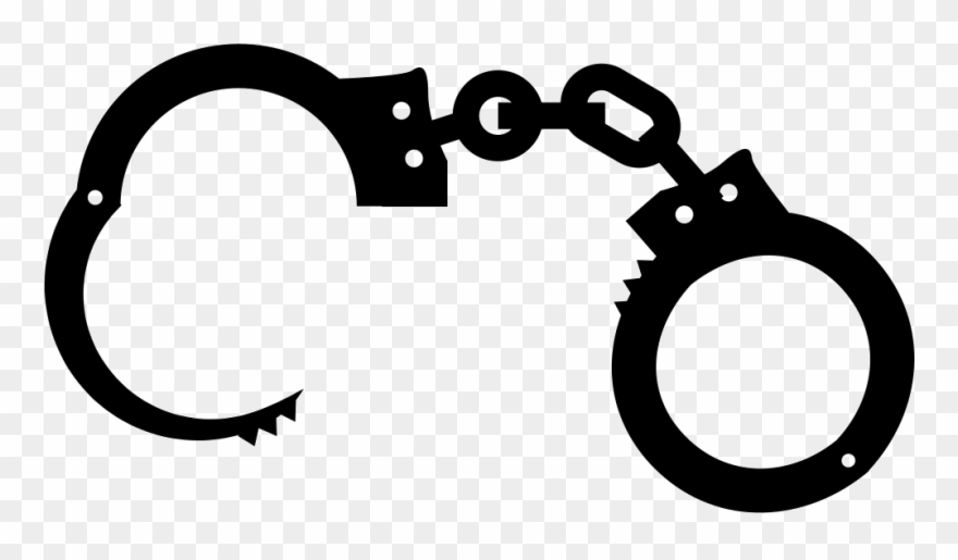clip freeuse download Handcuff clipart. Png icon download onlinewebfonts