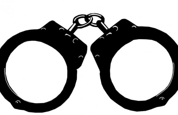 clip art black and white Handcuff clipart custody. Panda free images
