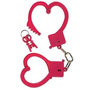 image transparent download Amazon com girl s. Handcuff clipart heart