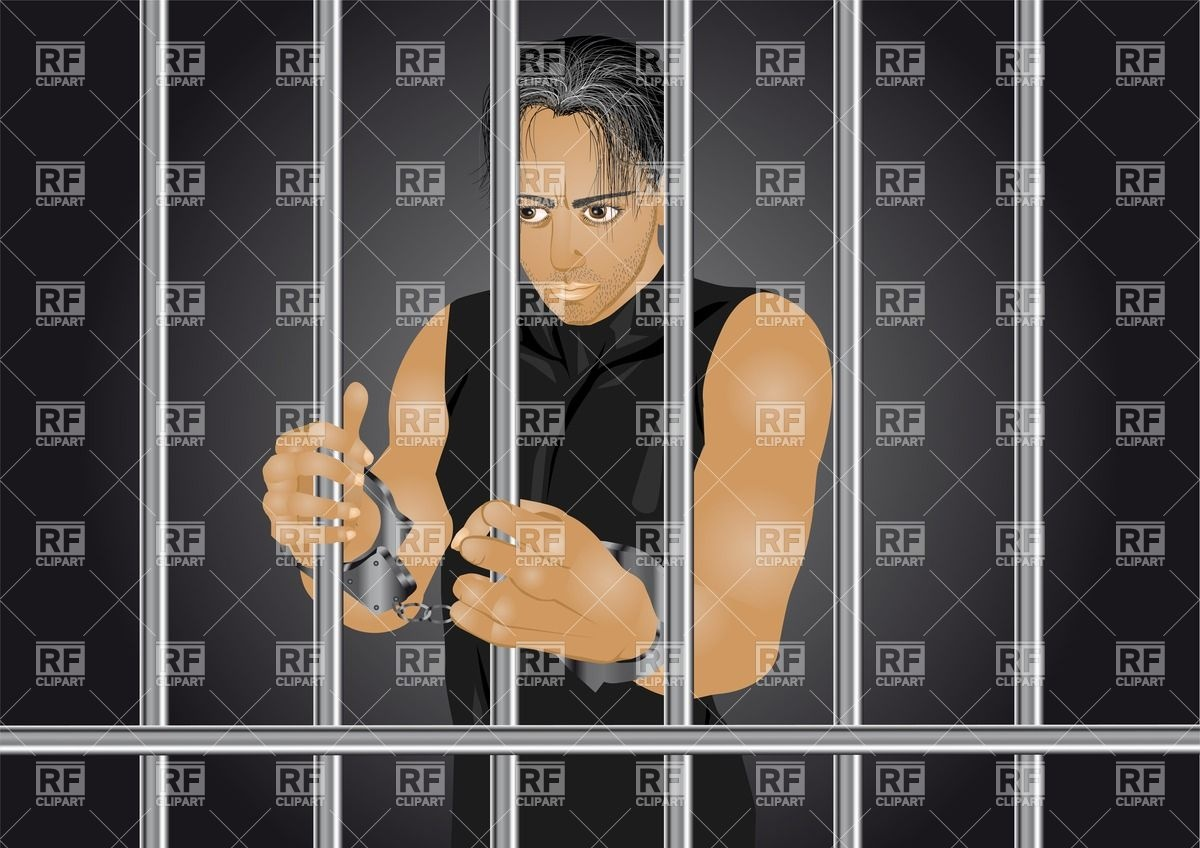 clip art freeuse download Collection of free handcuffing. Handcuff clipart jail