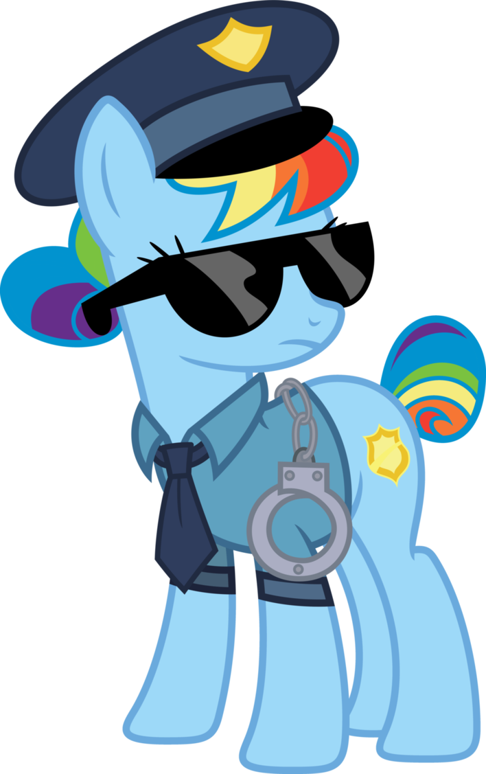 royalty free download Policemare dash by blah. Handcuff clipart mlp