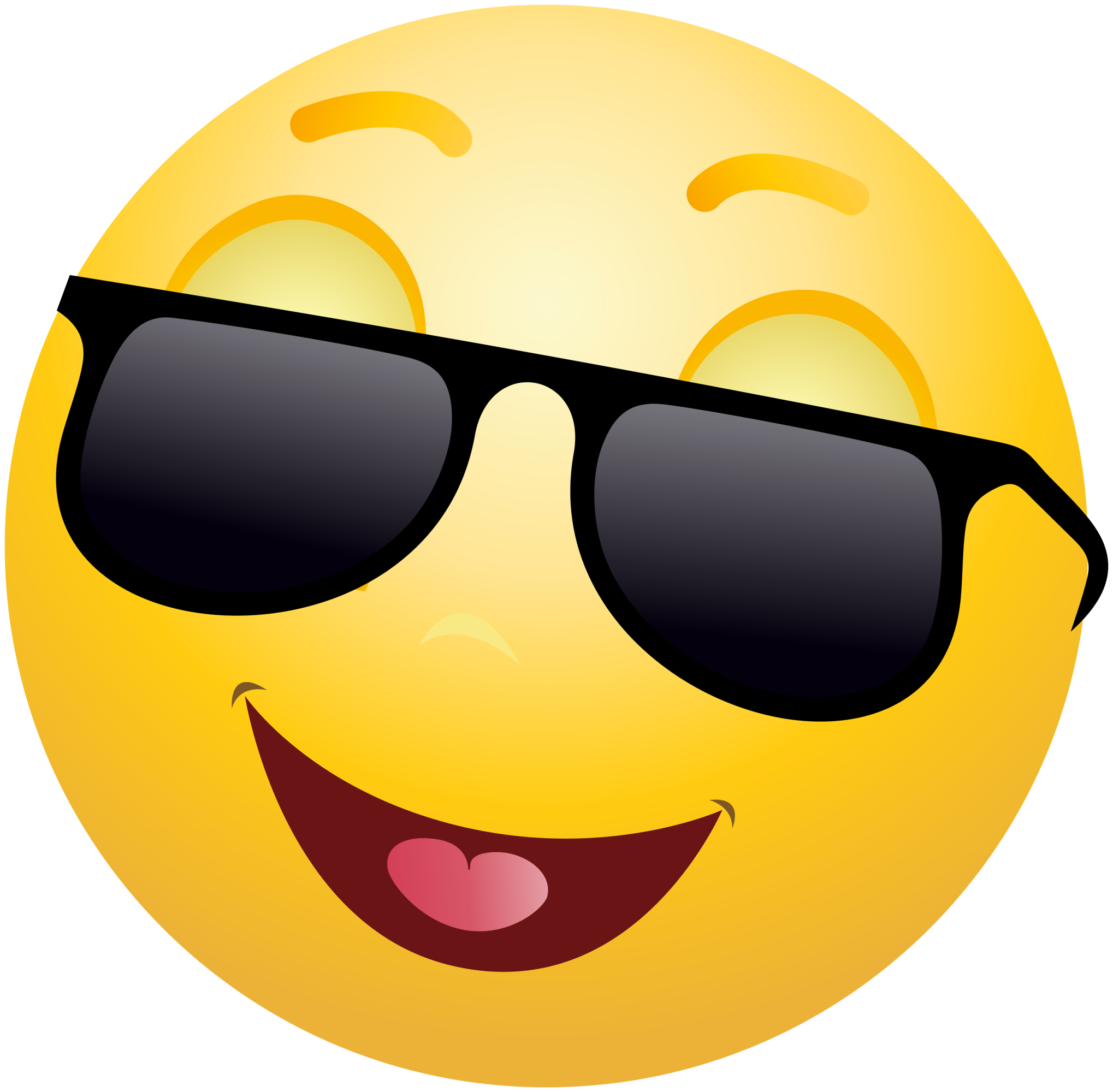 banner library Smile face png image. Handcuffs clipart emoji