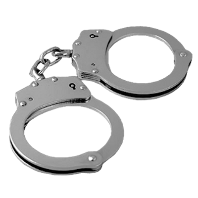 clip transparent download Handcuffs clipart police equipment. Open transparent png stickpng