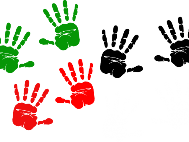 jpg library stock Handprint clipart red. Free on dumielauxepices net