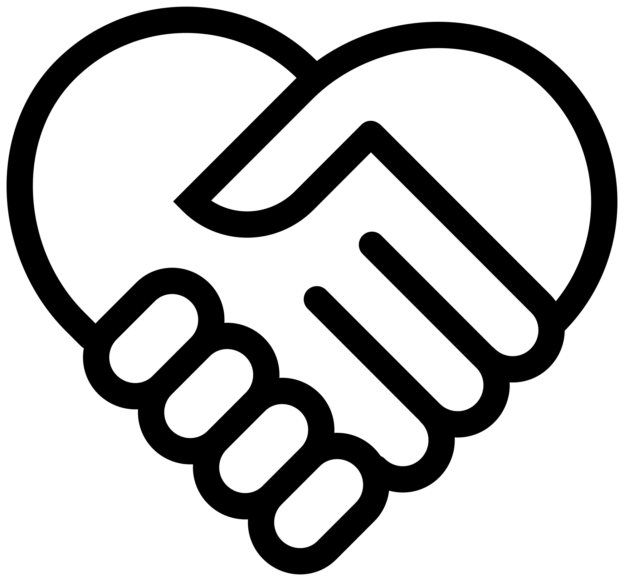 picture stock File hand shake svg. Hands clipart heart
