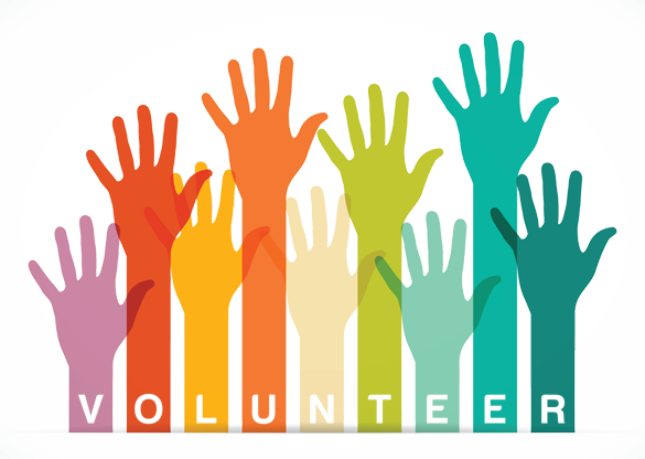 clip art black and white stock Vector careers kids. Volunteering volunteer employment logos