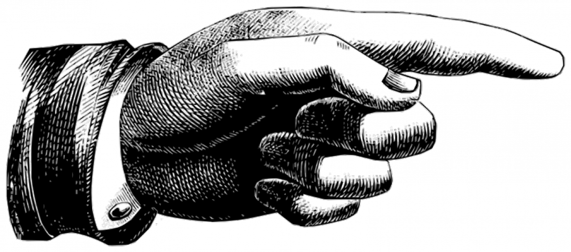 clipart royalty free library The victorian finger google. Hands clipart vintage