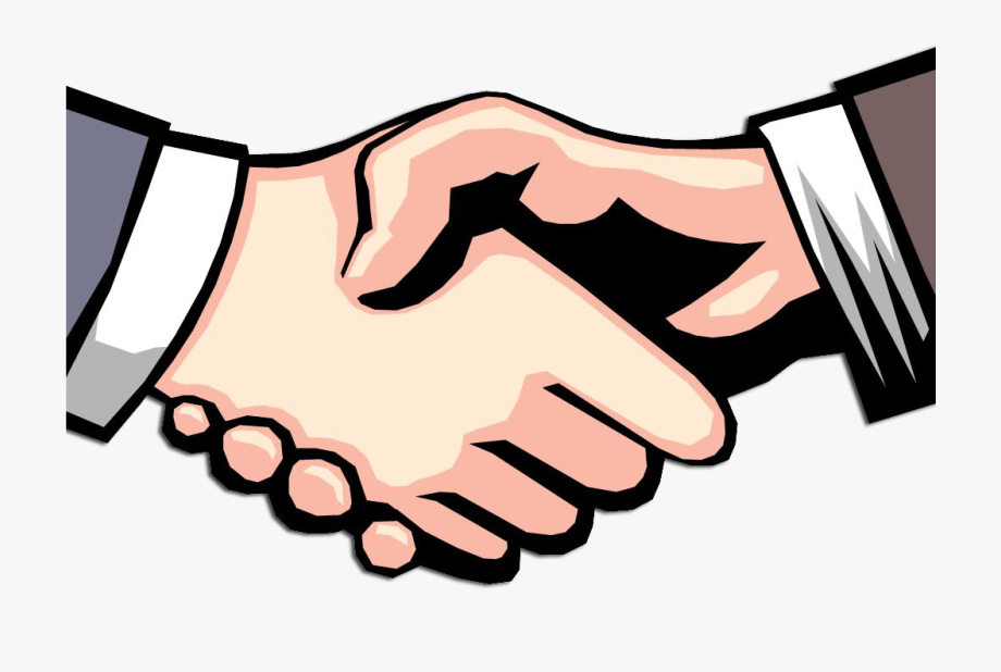 banner Handshake clipart. Download terrific free shake.