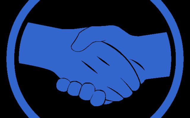 graphic free stock Handshake clipart humanitarian. Working papers global economic