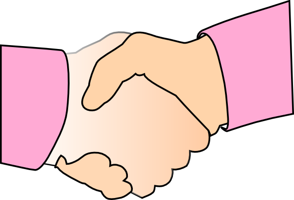 banner transparent stock Free image clip art. Handshake clipart jpeg.
