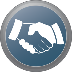 svg library download Handshake clipart shake hand. Button clip art at