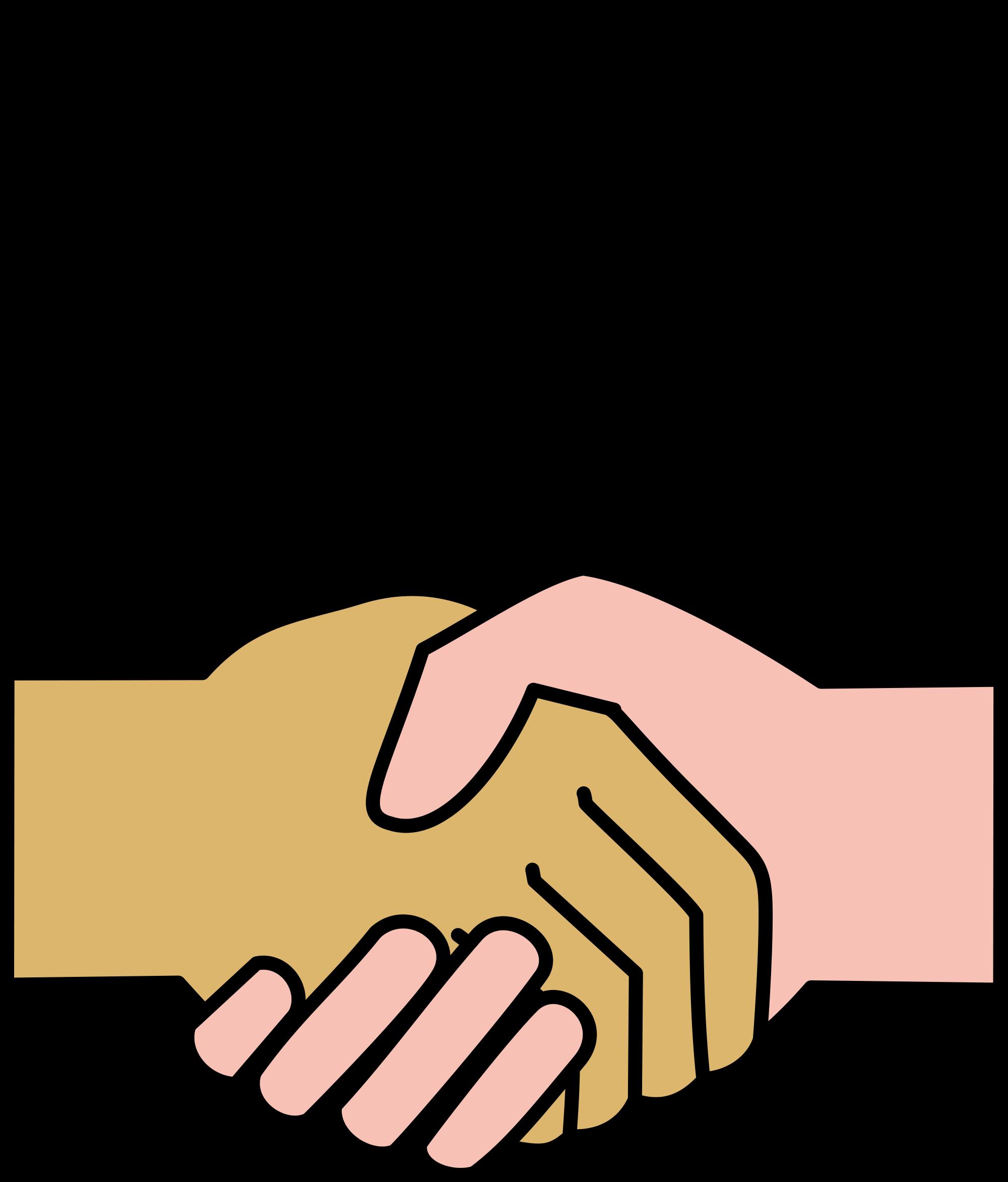 svg transparent stock File christian wikimedia commons. Handshake clipart svg