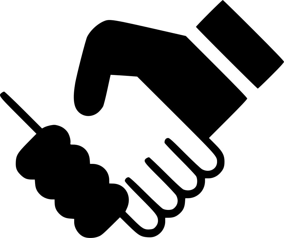 clip freeuse download Handshake clipart svg. Shaking hands handshaking hand