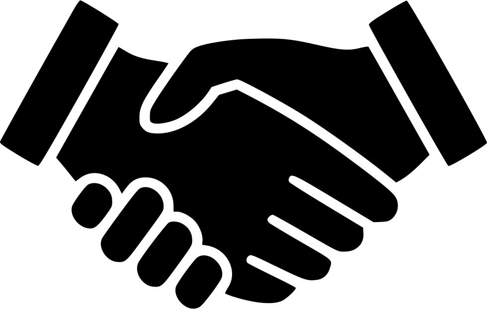 vector free Png hd transparent images. Handshake clipart svg