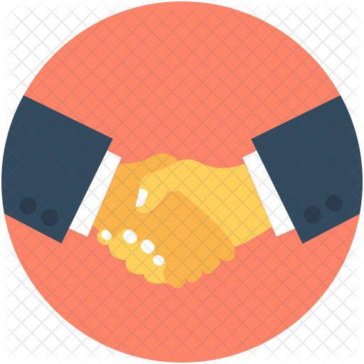 clipart free stock Handshake clipart team. Icon business finance icons