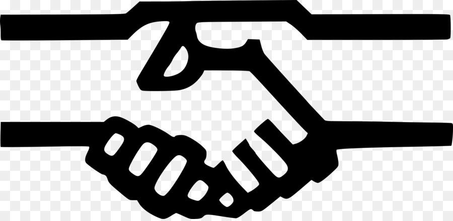banner free Handshake clipart transparent background. Clip art peace symbol