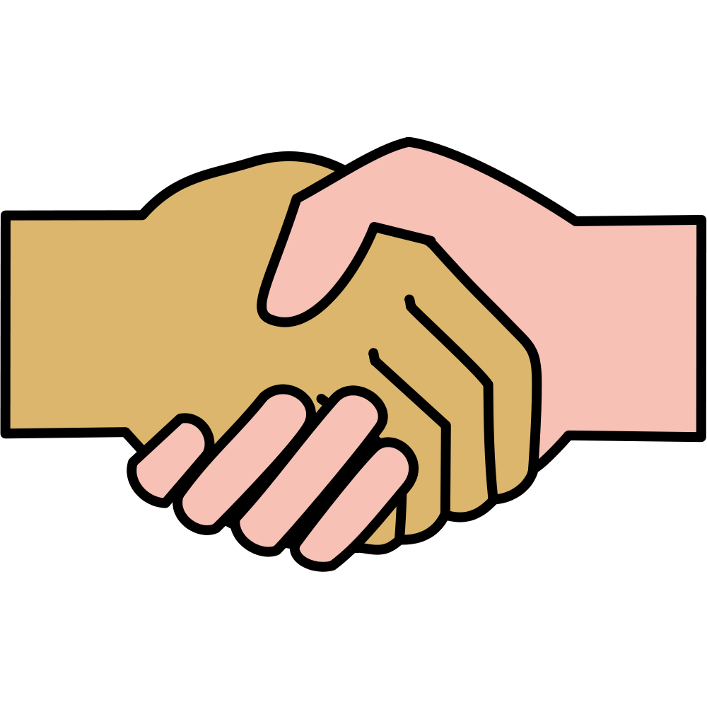 clipart free File icon svg wikimedia. Handshake clipart welcome