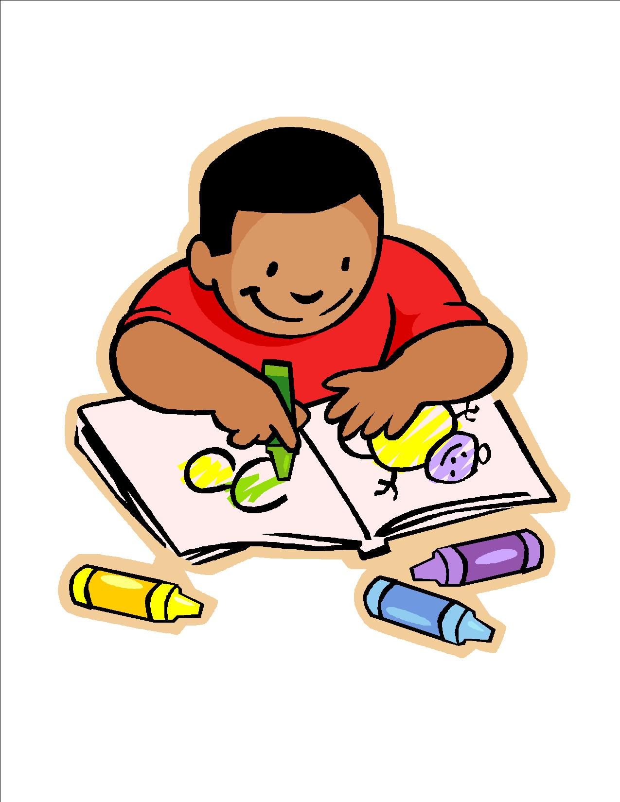 download Handwriting boy transparent free. Child writing clipart