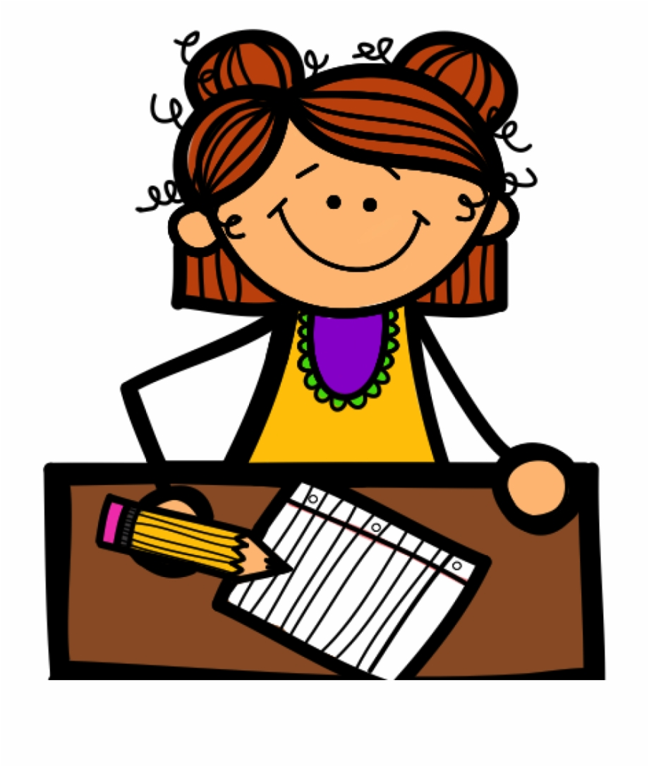 clip art Writer clipart boy. Student and girl
