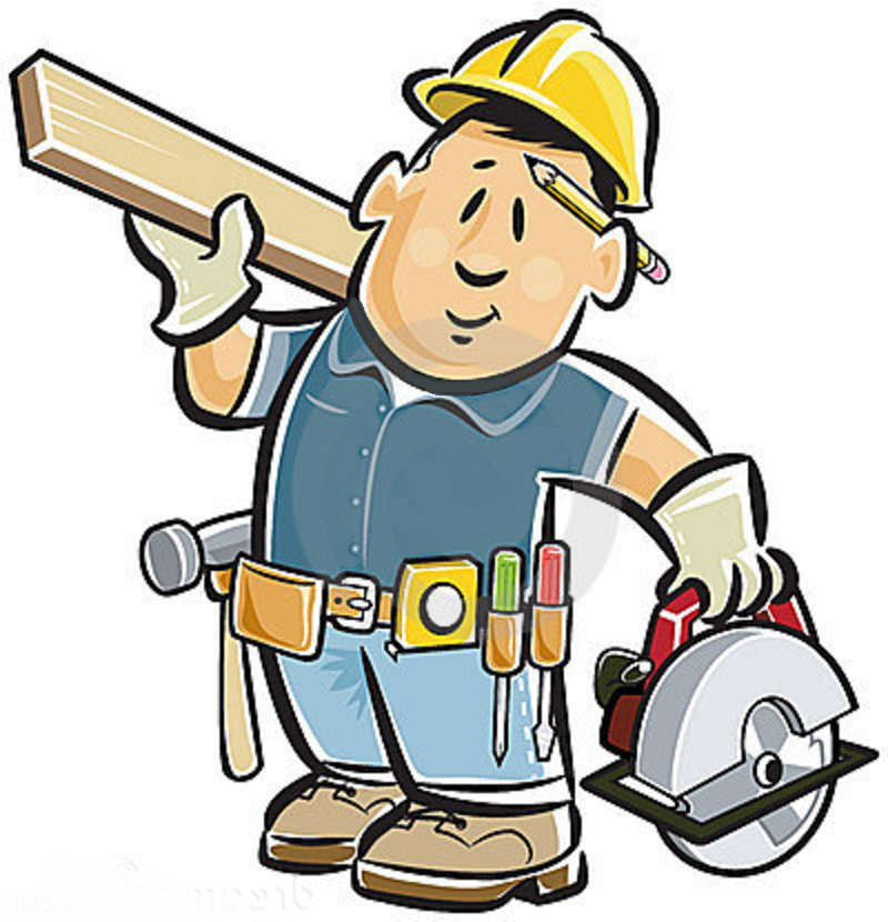 clipart free download Handyman clipart. Cliparts