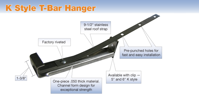 banner library library Aluminum Hangers
