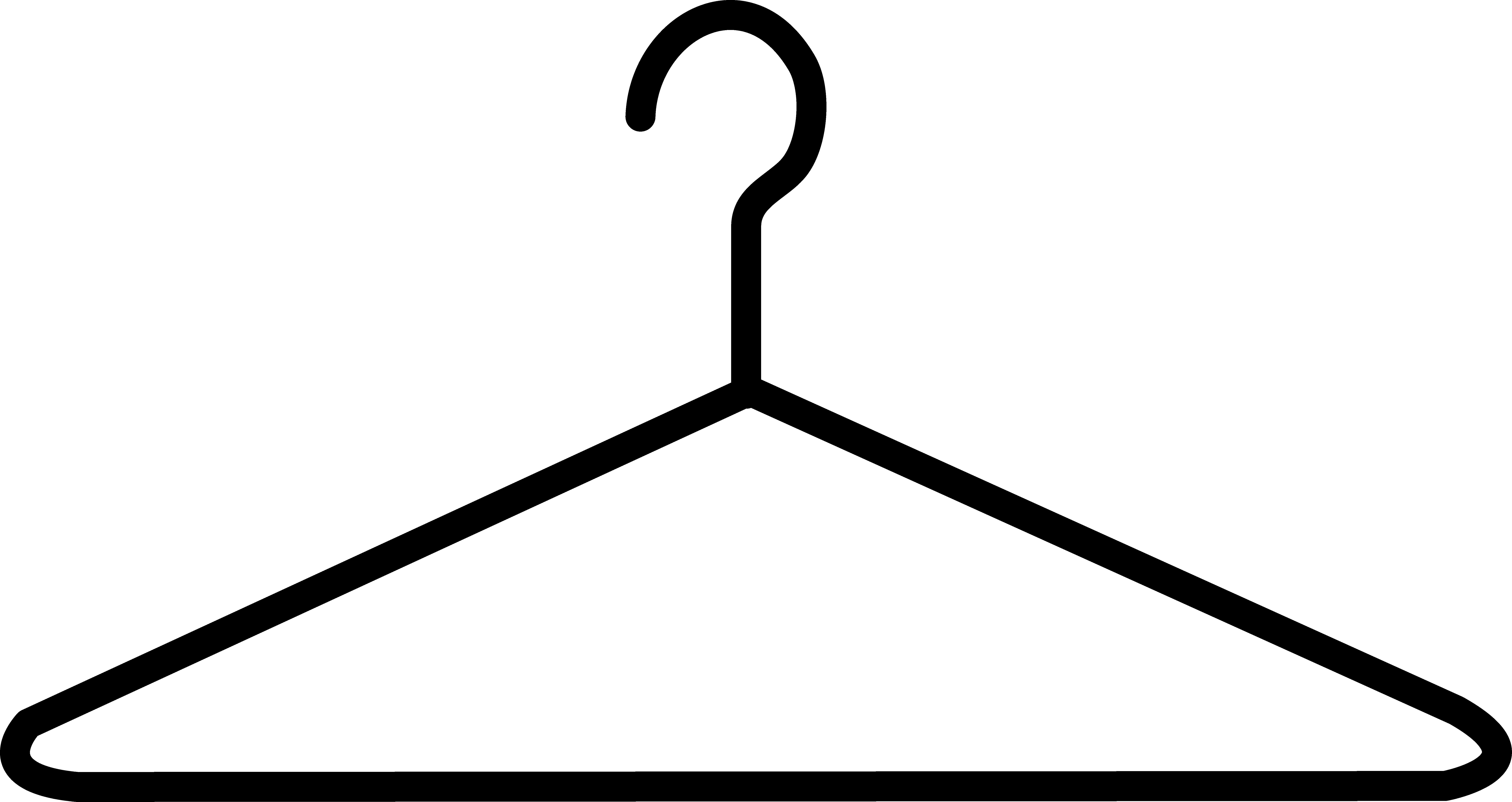 transparent download Coat Hanger Clipart