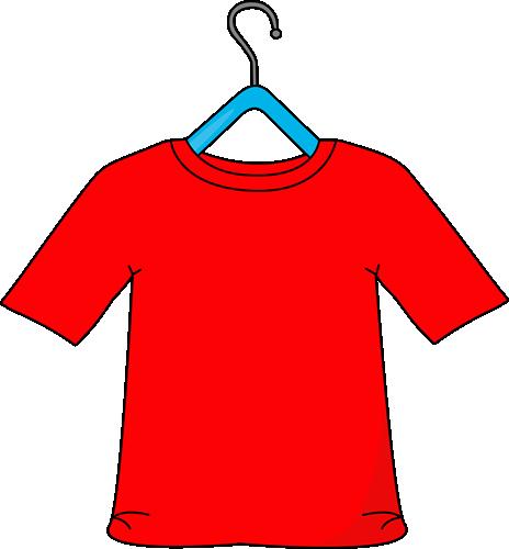 banner royalty free stock Shirt On Hanger Clipart