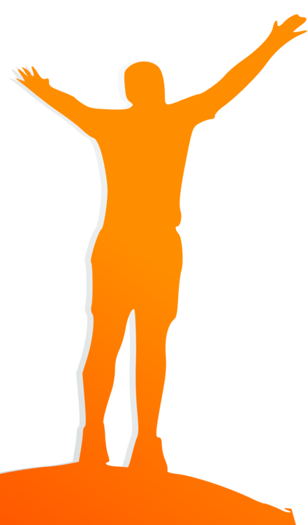 jpg free Feeling Happiness Silhouette Drawing Person free commercial clipart