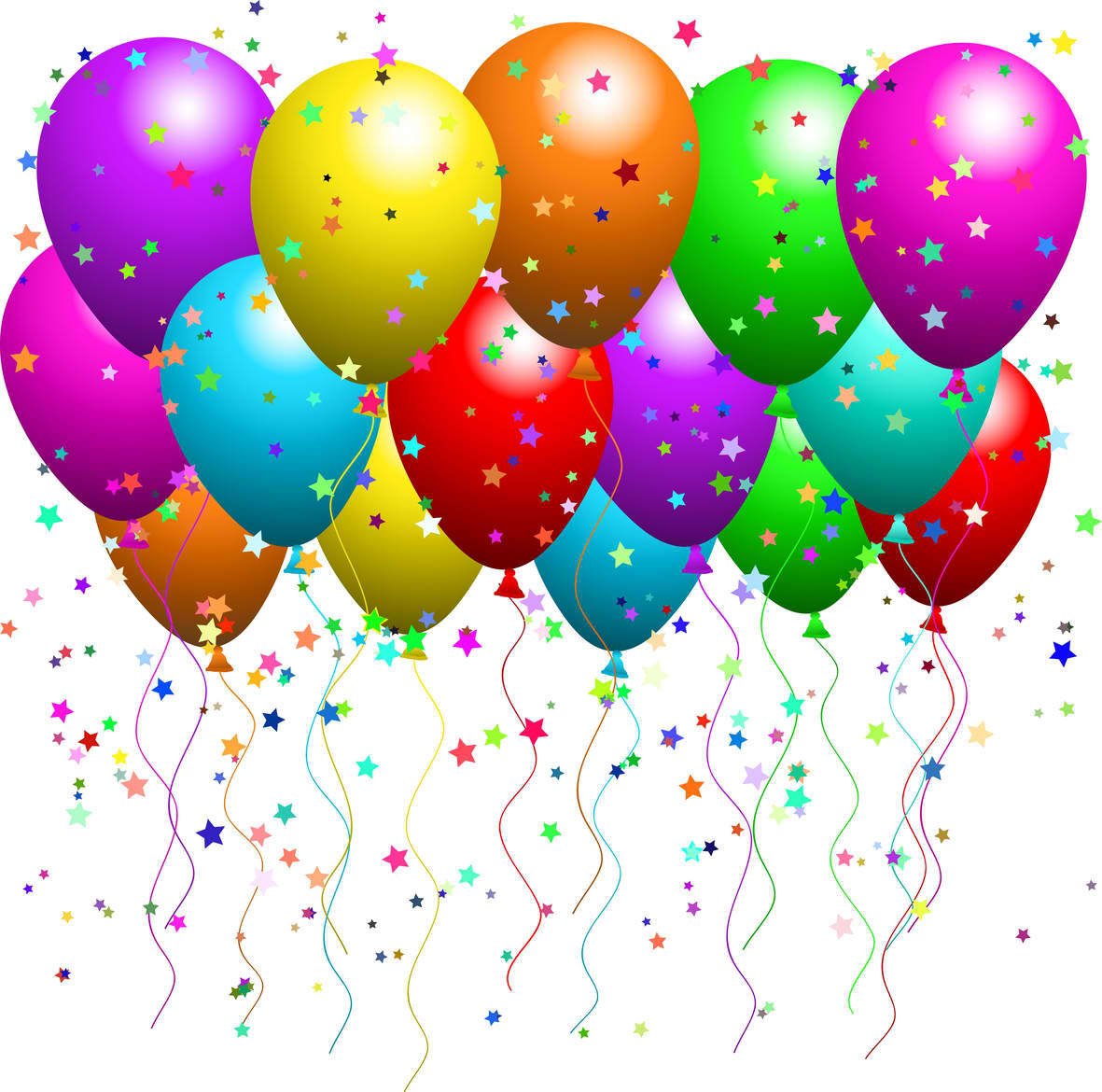 clipart library download Happy birthday balloons clipart. Free cliparts download clip