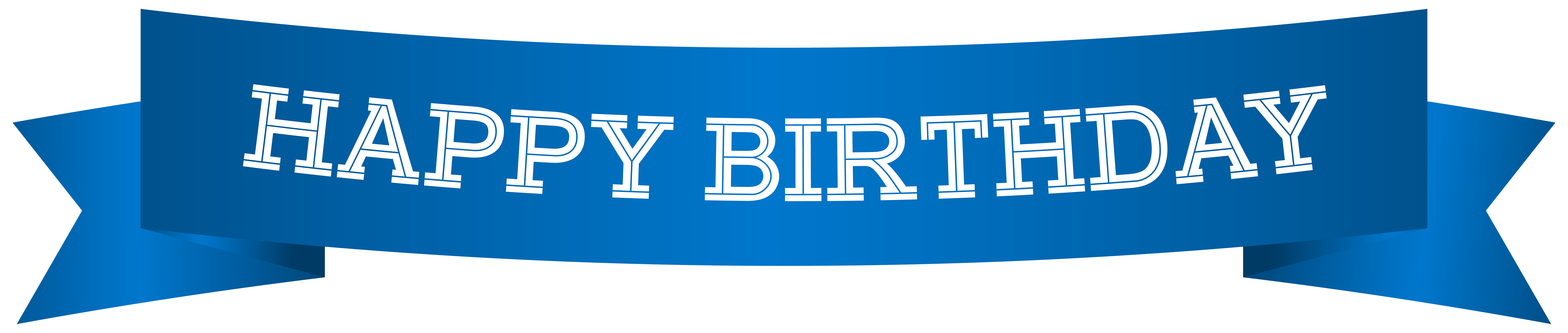 vector freeuse download Blue png clip art. Happy birthday banner clipart