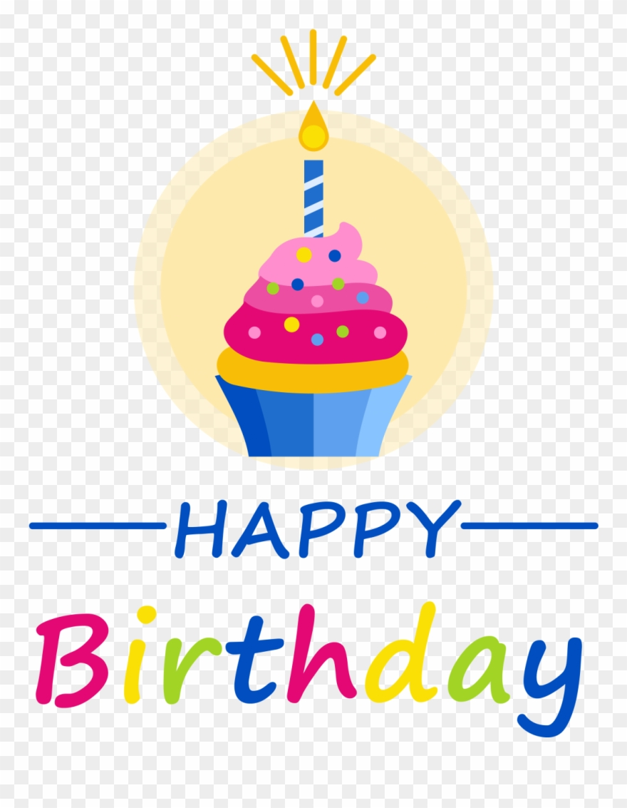graphic freeuse library Large size of emoji. Happy birthday clipart for facebook