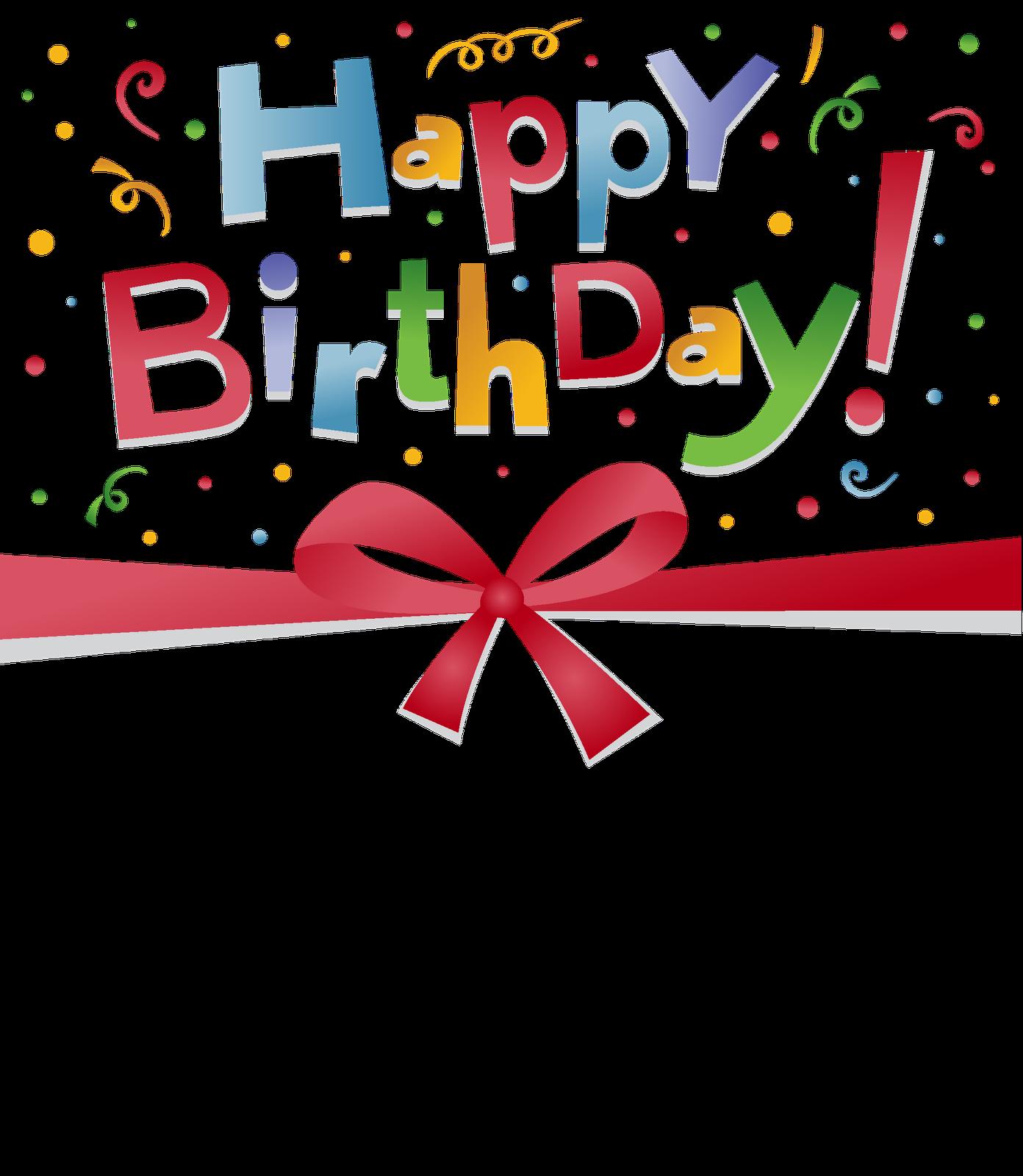 clip transparent stock Happy birthday clipart for facebook. Png feliz cumplea os
