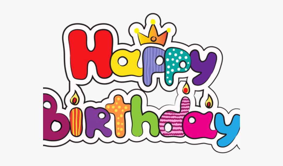 clip black and white download Happy birthday clipart for him. Design free cliparts on