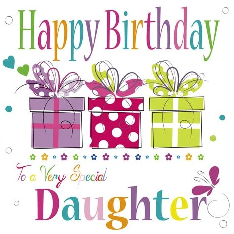 clipart royalty free download Station . Happy birthday daughter clipart
