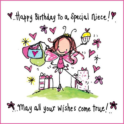 vector free library Free neice cliparts download. Happy birthday niece clipart
