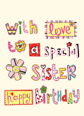 jpg library stock Free sisters cliparts download. Happy birthday sister clipart