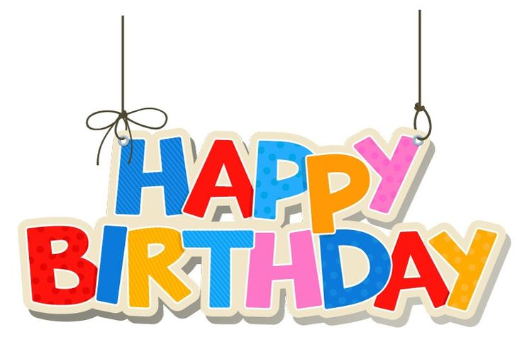 jpg free stock Happy birthday to me clipart. Station