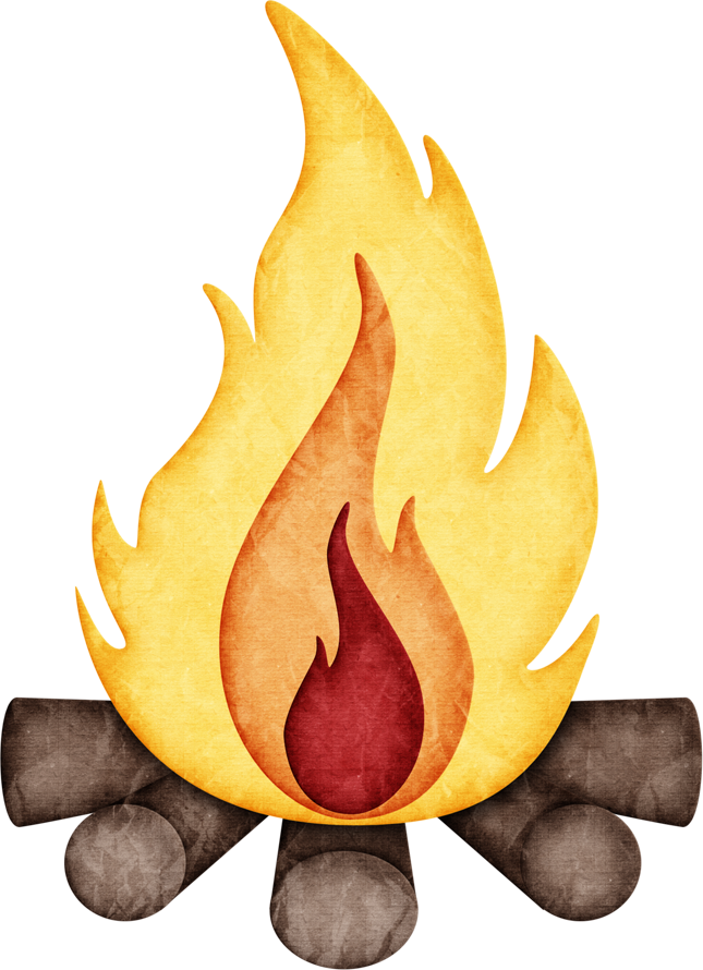 clipart library library smore clipart bonfire party #83402938